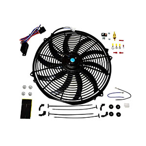 A-Team Performance 16-Inch Electric Radiator Cooling Fan