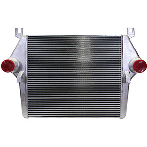 American Cooling Solutions 24432 Charge Air Cooler/Intercooler for Dodge Ram 2500, 3500 5.9L, 6.7L