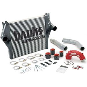 Banks 25980 Techni-Cooler Intercooler System For 2003-2005 Cummins 5.9 L