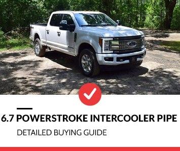Top 4 Best 6.7 Powerstroke Intercooler Pipe Upgrade