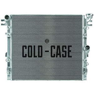 Cold Case MOJ995 Radiator for 2007-2017 Jeep Wrangler JK