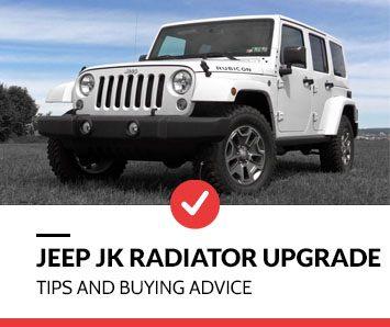Top 6 Best Jeep JK Radiator Upgrade