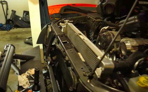 jeep jk radiator upgrade