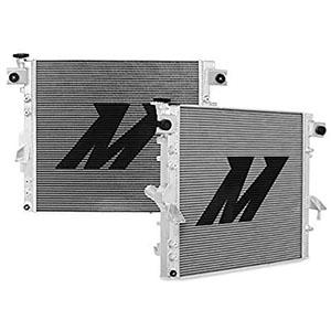 Mishimoto MMRAD-WRA-07V2 Aluminum Radiator for Jeep Wrangler JK 2007-2017