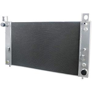 Primecooling 3-Row Aluminum Radiator For 4.8L 5.3L 1999-2012 Silverado