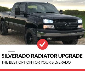Top 5 Best Silverado Radiator Upgrade