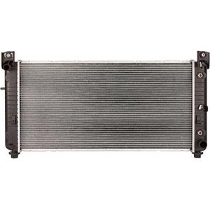Spectra Premium Radiator CU2423