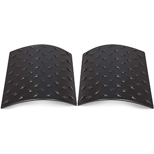 Danti Black Cowl Body Armor Outer Cowling Cover for Jeep Wrangler JK