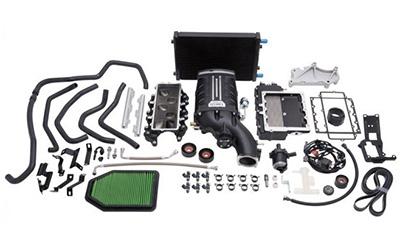 Edelbrock E-Force Supercharger Kit Jeep Wrangler 15-17 3.6L