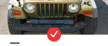Jeep Wrangler Turbocharger