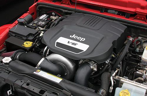 Jeep JK Supercharger